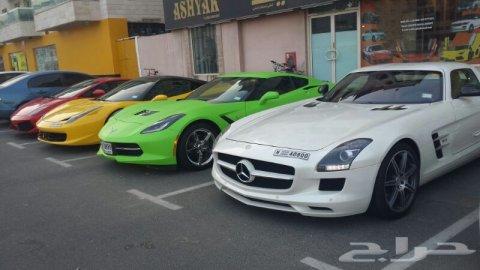 جي بي ار لتاجير السيارات في دبي
