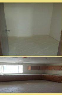 للبيع شقة غرفتين ببرج جديد