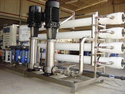 محطة تحلية مياه للبيع في أبوظبي، العين، الشارقة و رأس الخيمة