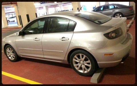Mazda 3 full option