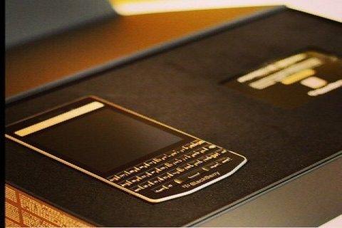 Best Price For Sale New Blackberry Porsche Design P9983