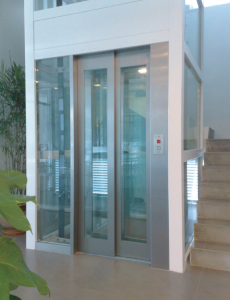MASSAED supply and installation elevators and escaletors