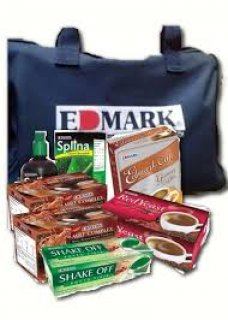 حقيبة ايدمارك للتخسيس للقولون و ازالة السموم من المعدة 00971588559098