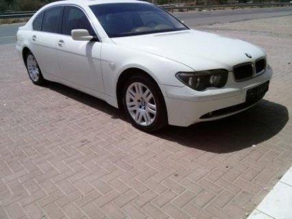 BMW LI 745