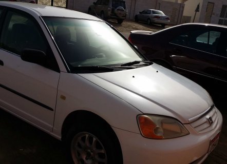 Honda Civic 2002 in good condition for sale