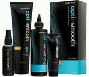 منتج الأوبتي سموث من شركة رويال ماتريكس لتنعيم الشعر