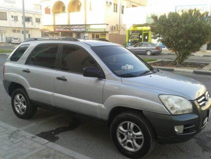 21000   kia sportage very good condition for sale 2008