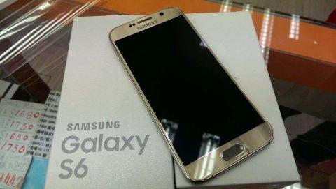 Buy 2 get 1 free Samsung S6