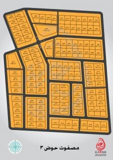 وسط الطبيعه الخلابه بمصفوت امتلك ارضك السكنيه فقط ب135000 شامل