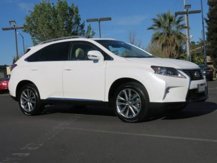 Selling my used 2014 Lexus RX 450h Base ( $16,500 Whatsapp+13022