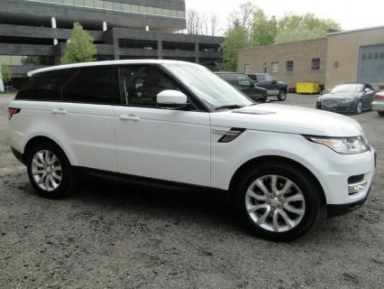 Used 2014 Range Rover Sport 3.0 Supercharged HSE