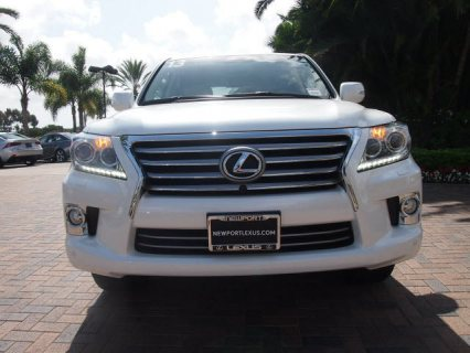 For Sale Urgently My 2014 Lexus Lx570