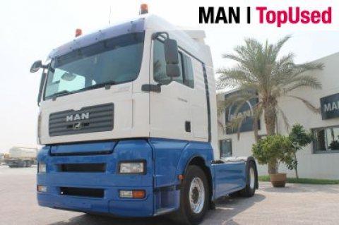 عرض جديد على راس شاحنه نوع مان للبيع TGA.18.480.BLS