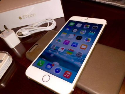 Apple iPhone 6 plus 128GB Unlocked + Warranty
