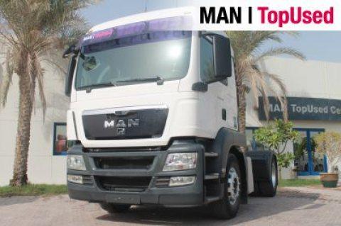 MAN TGS 18.440 4X2 BLS-TS