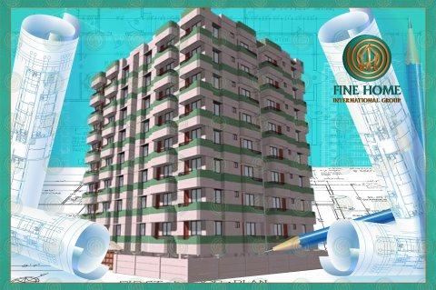 أرض تجارية سكنية للبيع في البيزنيس باي _دبي  L_1079
