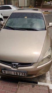 سيارة هندا اكورد 2005