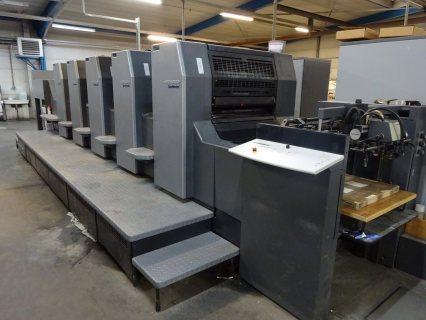 للبيع ماكينة طباعة اوفست Heidelberg SM 74-5-H (age 2004)