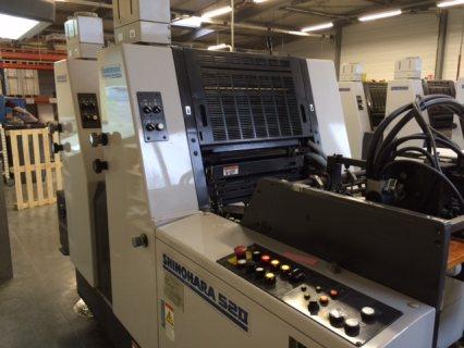 للبيع ماكينة طباعة اوفست Shinohara 52 II, Year 2003