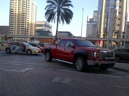 GMC2008 احمر