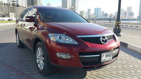سيارة للبيع مازدا mazda cx9 موديل 2008 بسعر 33000 درهم فقط