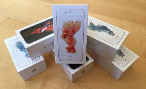 New Apple iPhone 6s & 6s Plus/ MonoRover R2