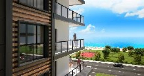 تملك شقة فى ارقى مناطق تركيا طرابزون على البحر مباشرة بسعر خيالي