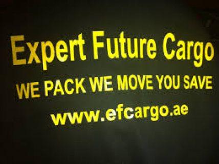 شركة خبراء المستقبل نقل اثاث دبي  شحن اثاث 00971508678110