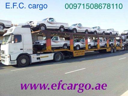 خبراء مستقبل لنقل سيارات ونش شحن سيارات 00971508678110