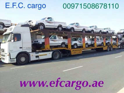نقل سيارات دبي ونش شحن سيارات 00971508678110