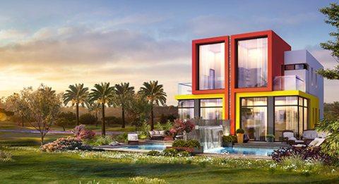أترك الإيجار وأبدأ بالشراء*!فلل للبيع في قلب دبي بدفعات شهرية مر