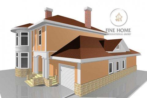 للبيع..بيت شعبي مساحة الأرض : 20,000 قدم مربع في المشرف,أبوظبي