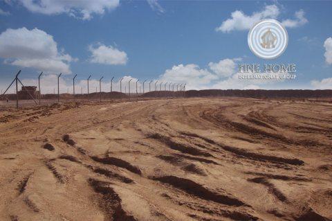 للبيع عاجلا..أرض سكنية بمساحة 54 الف قدم في جزيرة الريم-ابوظبي