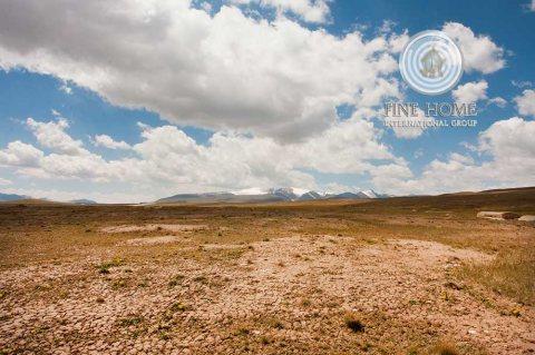 للبيع العاجل..أرض سكنية بمساحة 41 الف قدم في مدينة محمد بن زايد-