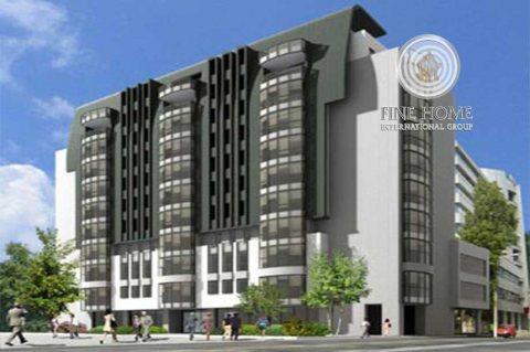 بنايه رائعه للبيع في مدينه محمد بن زايد ابوظبي
