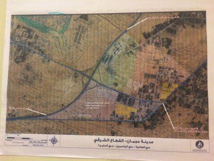 أرضين للبيع ( سكني - أرضي +1 ) في الياسمين في عجمان