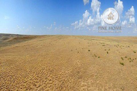 للبيع..أرض تجارية واسعة في مدينة خليفة,أبوظبي