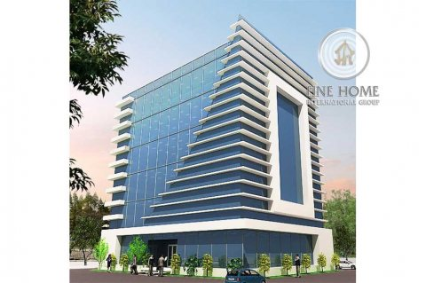 بناية رائعه للبيع في شارع الدفاع  أبوظبي