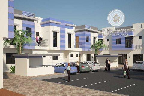 للبيع مجمع بتقسيم مميز 3 فلل في مدينة خليفة, أبوظبي