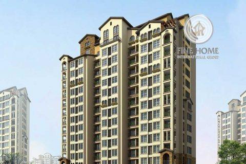 للبيع بناية رائعة 9 طوابق في النادي السياحي,أبوظبي