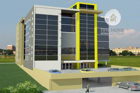 للبيع بناية رائعة في مدينة محمد بن زايد