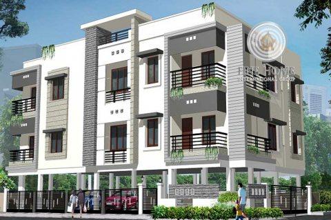للبيع..بناية تقع على زاويتين و 3 شوارع في مدينة محمد بن زايد ابو