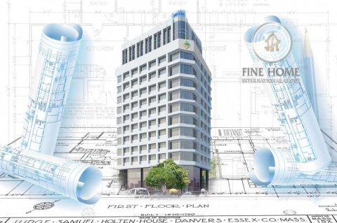 للبيع..بنايه رائعه في مدينة زايد  أبوظبي
