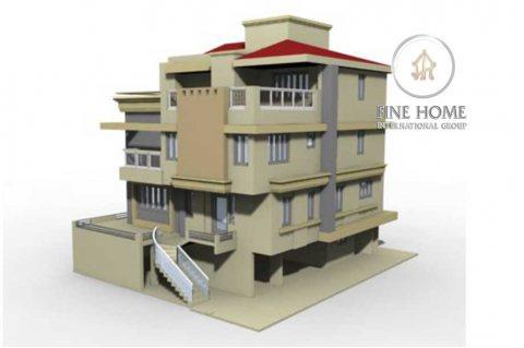 للبيع...بناية رائعة في مدينة محمد بن زايد  أبوظبي