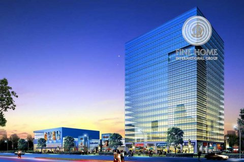 برج 17 طابق في شارع  المرور_أبوظبي