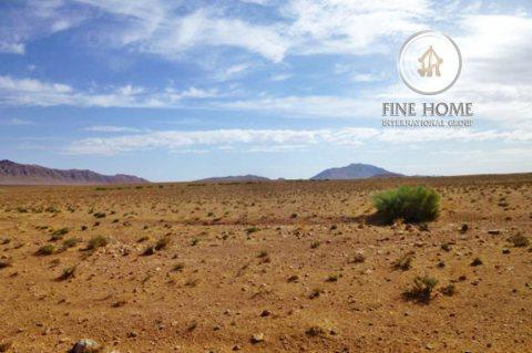للبيع أرض سكنية  رائعه في جنوب الشامخة, أبوظبي