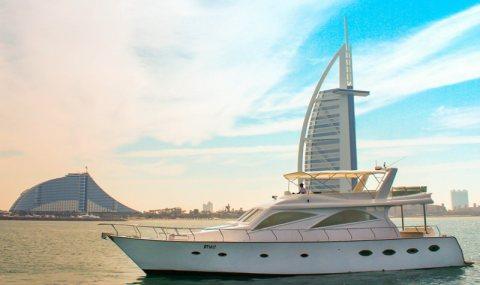 رحلة بحرية الى مرسى دبي نادي اليخوت