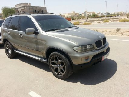 للبيع بي ام BMW X5   4.4
