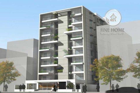 للبيع بناية تجارية 8 طوابق في منطقة النادي السياحي