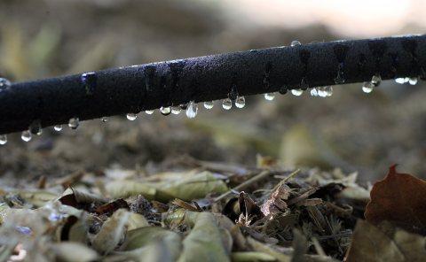 انابيب الرى المسامية لتوفير المياه